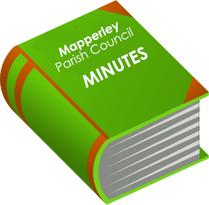 Image of Minute Book